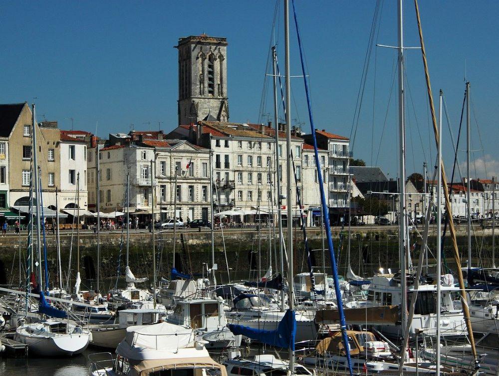 Photo de la dernière actualité - À La Rochelle, le quai du Vieux-Port s'agrandit !