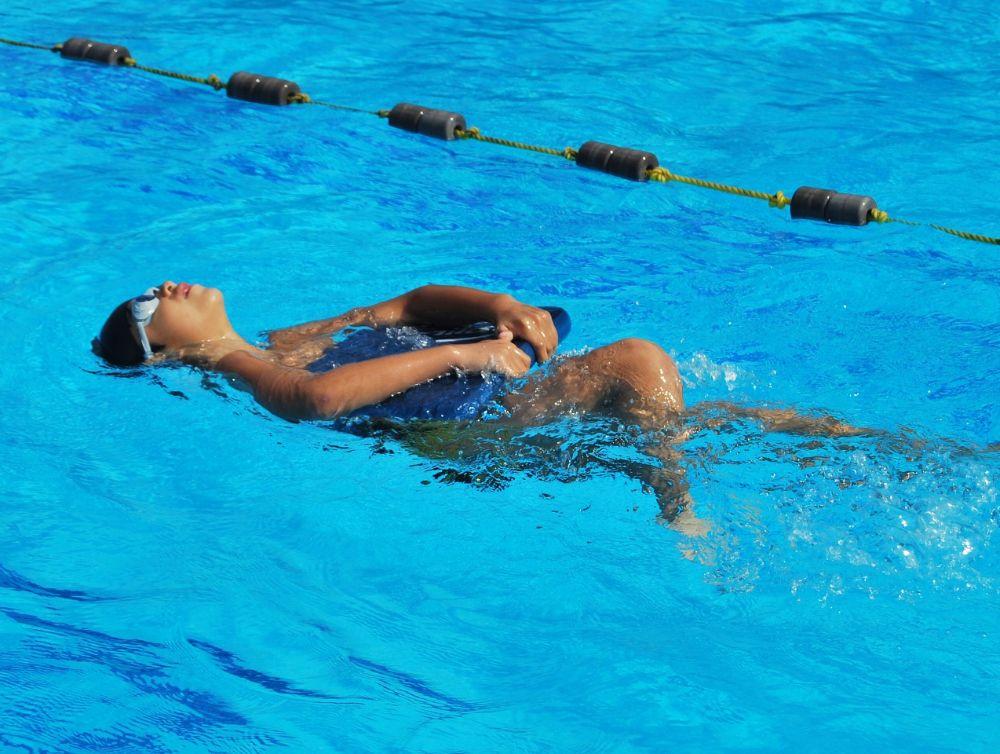 Photo de la dernière actualité - Des cours de natation durant les vacances de la Toussaint à Agen
