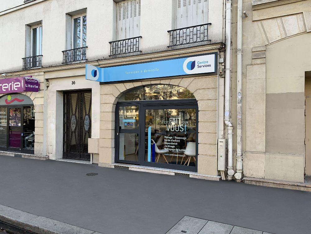 Agence de Nation / Paris 12
