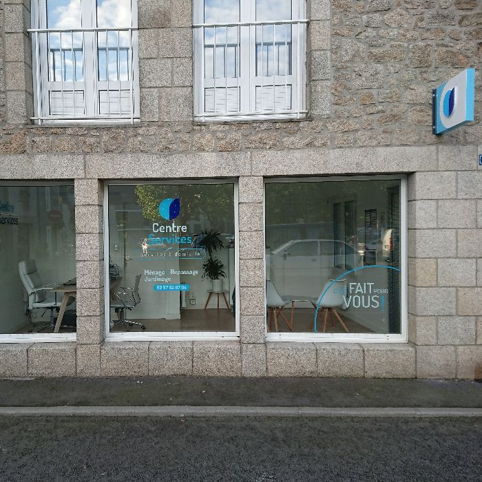 Photo de la vitrine de Auray