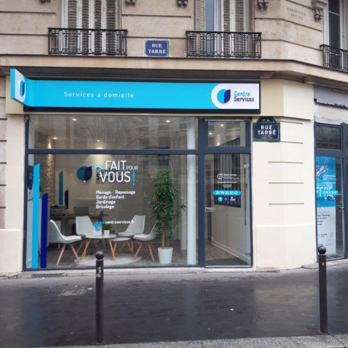 Agence de mébage à Paris 08