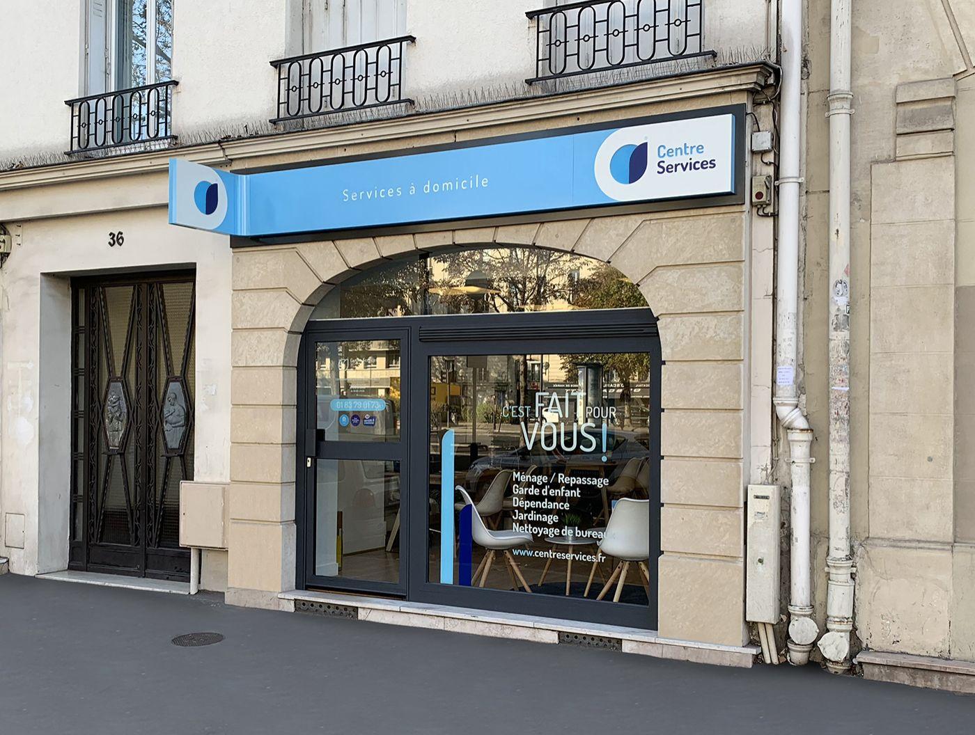 Agence de mébage à Paris 12