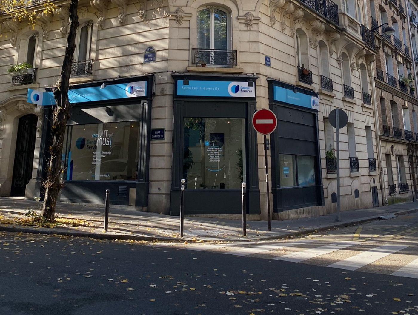 Agence de mébage à Paris 14