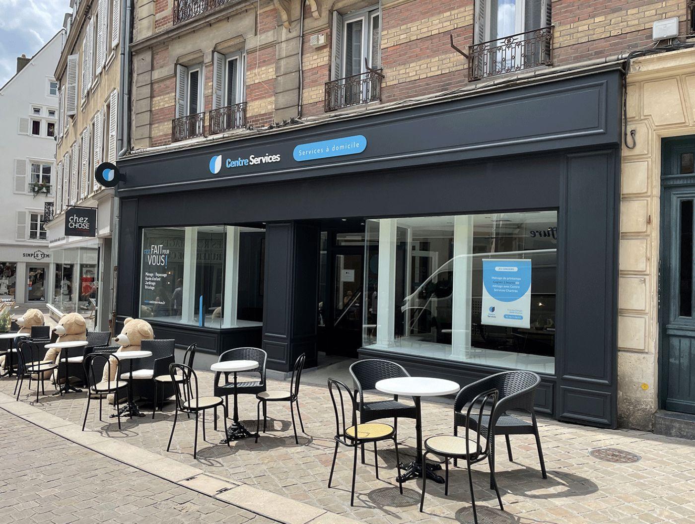 Agence de mébage à Chartres