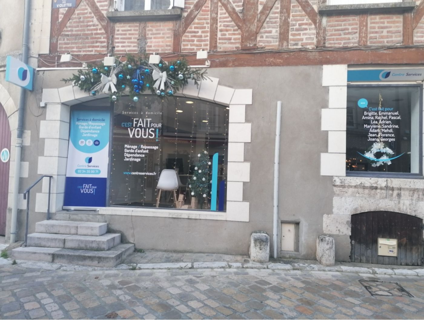 Agence de mébage à Blois