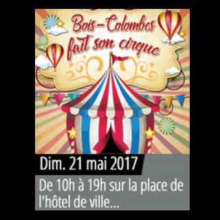 Bois-Colombes fait son cirque