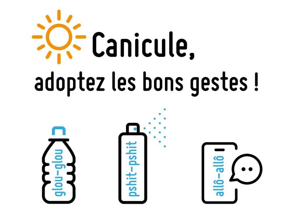CANICULE DANS LES YVELINES