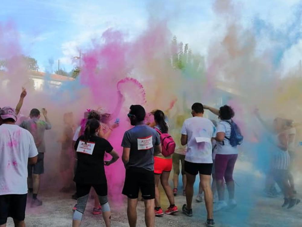 Nona Run course colorée au profit d'EndoFrance