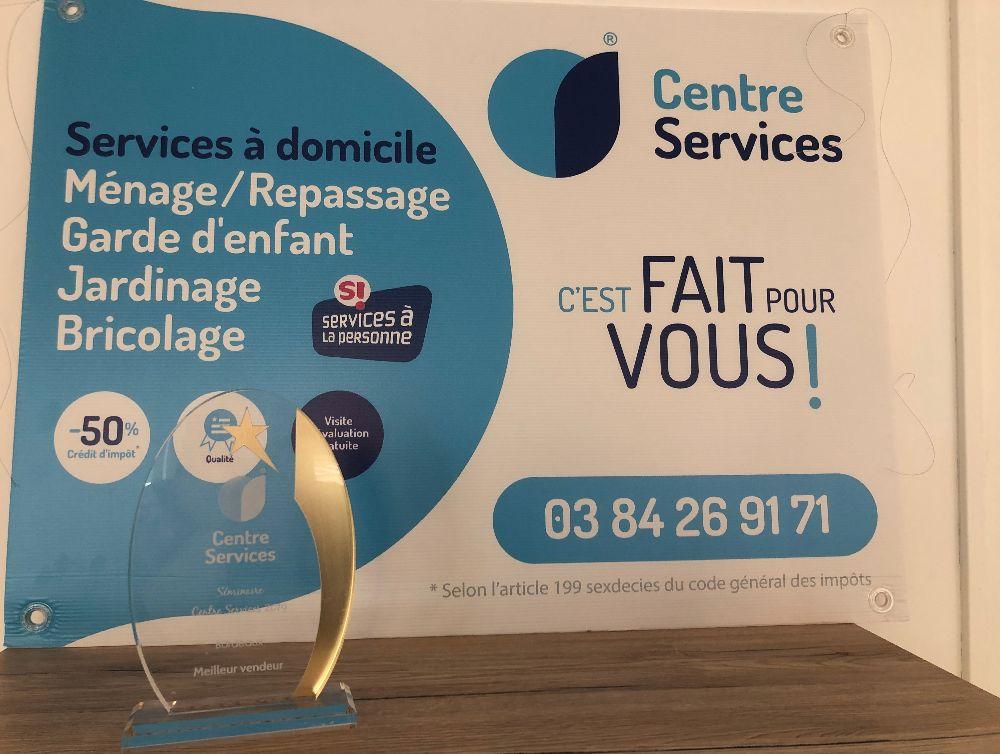 Meilleur vendeur de 2019 chez Centre Services à Belfort
