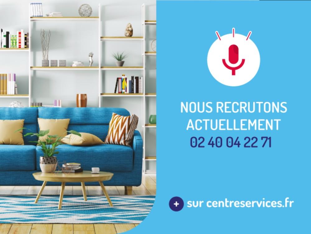 Illustration Centre Services - Nous recrutons !