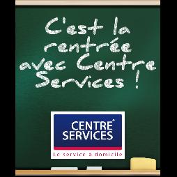 C'est la rentrée avec Centre Services Nantes Sud