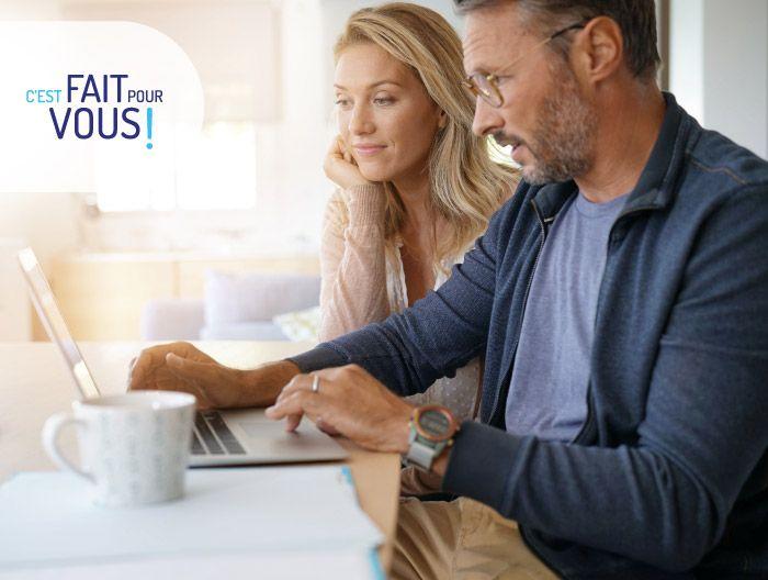 Déclarer vos prestations de services à domicile, c'est simple avec Centre Services