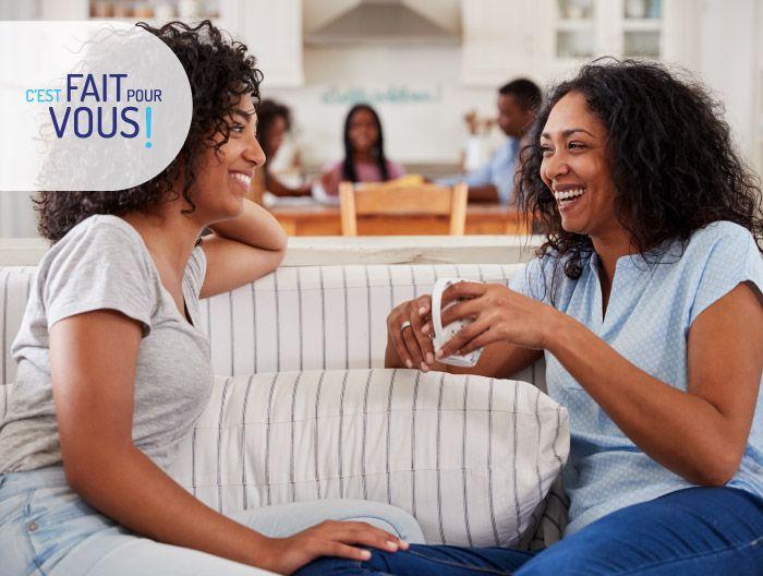 Pour la fête des mères, offrez du temps grâce à Centre Services ❤️