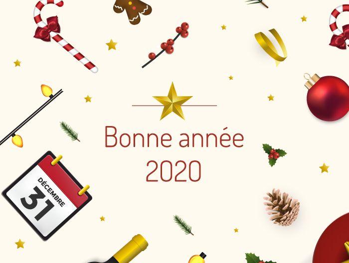 Illustration Centre Services - Très bonne année !! 🤗