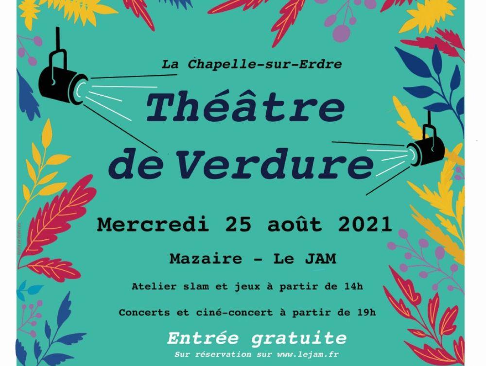L'inauguration du Théâtre de Verdure à La Chapelle-sur-Erdre