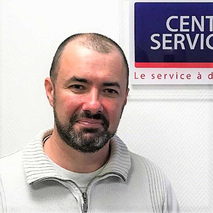 Responsable agence Centre Services de Brest