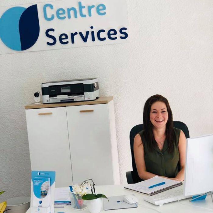 Responsable agence Centre Services de Brie Comte Robert