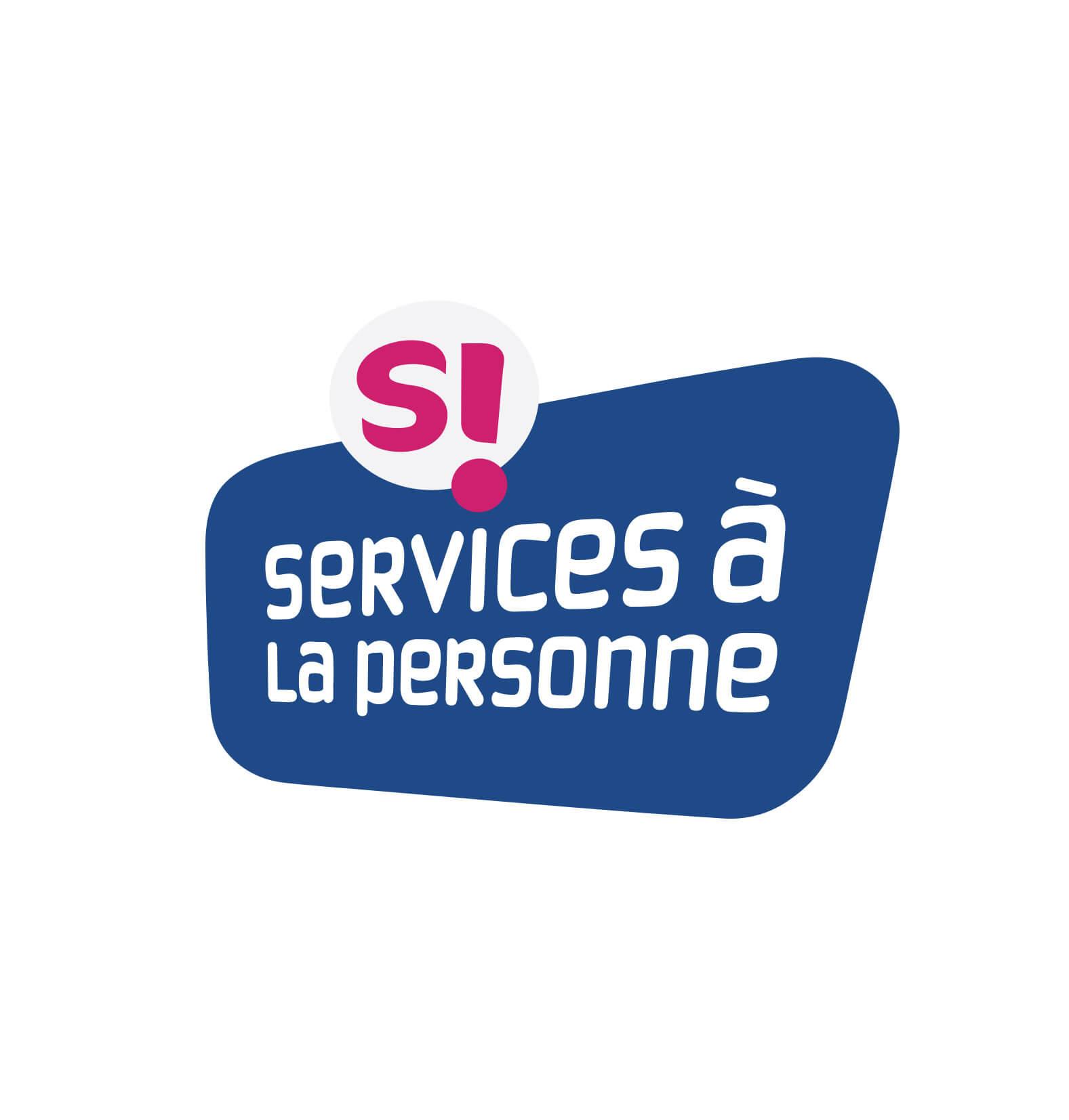 Logo Centre Services - <strong>services à la personne</strong>.